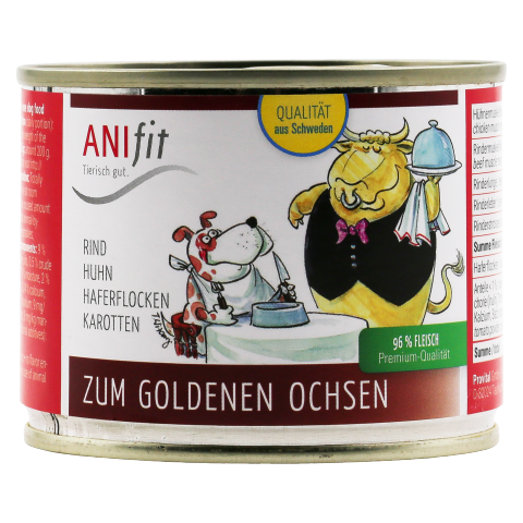 To the Golden Ox (Zum Goldenen Ochsen) 200g (6 Piece)