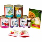 Cat Trial Package (Schnupperpaket Katzen) 810g (1 Pack with different falvours and samples)