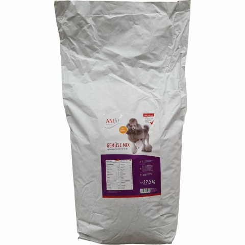 Vegetable-Mix (Gemüse-Mix) 12,5 kg (1 Piece)